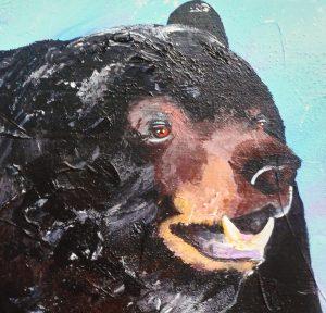 Fable Ours et Deux Voyageurs - LiliFlore