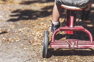 enfant tricycle créativité liliflore