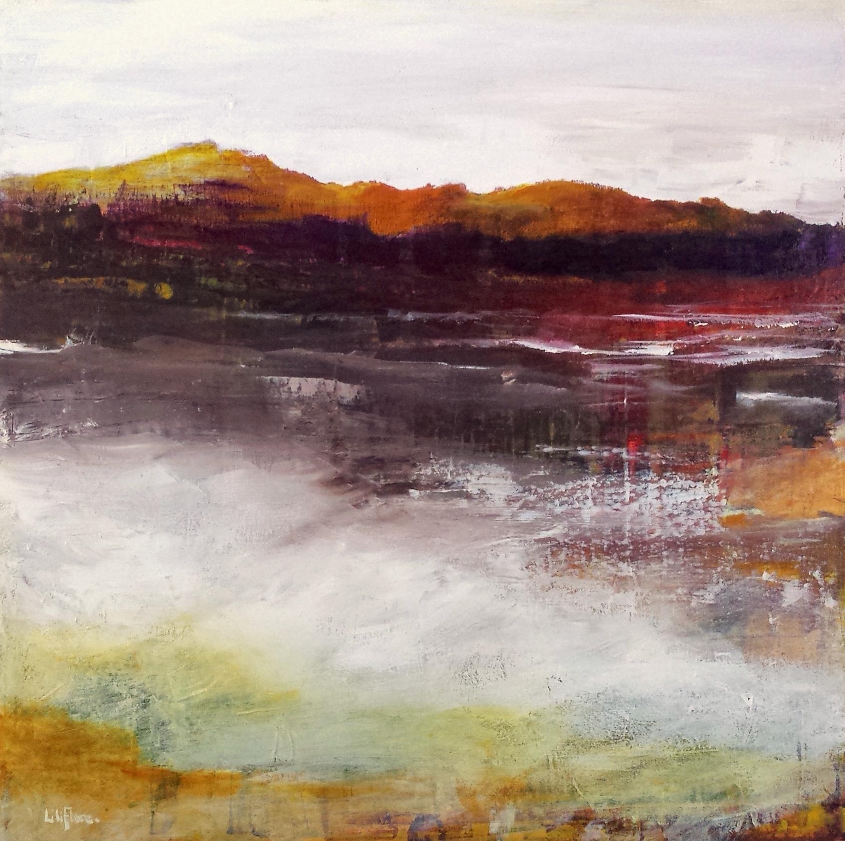 Artiste peintre Laurentides LiliFlore cours de peinture