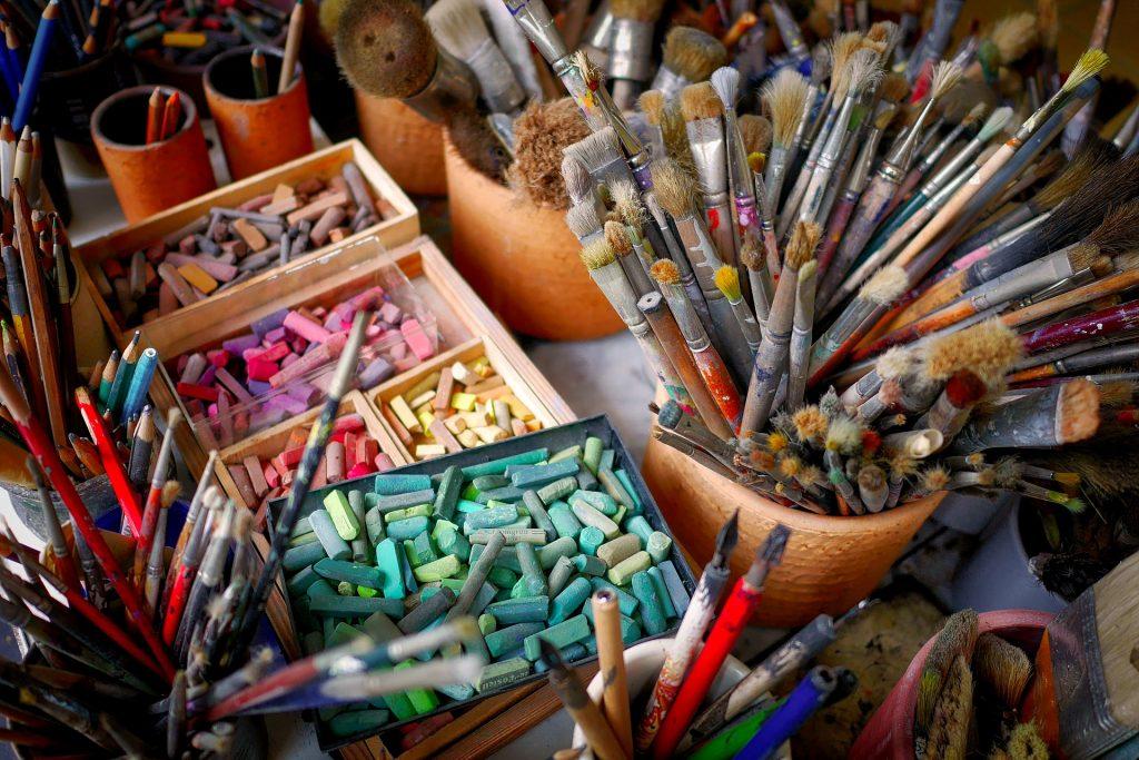 Cours et ateliers de peinture LiliFlore