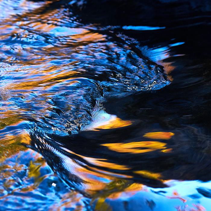 photo eau Deep Water Bruno Larue liberté de création